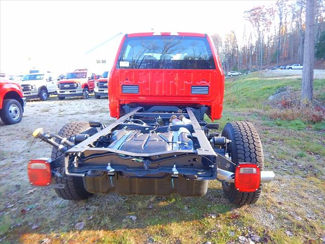 2017 F-350 Crew Cab 4x4 Cab Chassis #17379 - photo 4