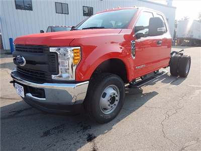 2017 F-350 Super Cab DRW 4x4 Cab Chassis #17424 - photo 7