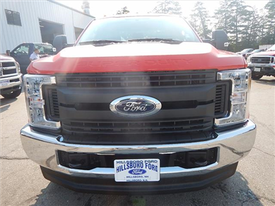 2017 F-350 Super Cab DRW 4x4 Cab Chassis #17424 - photo 8