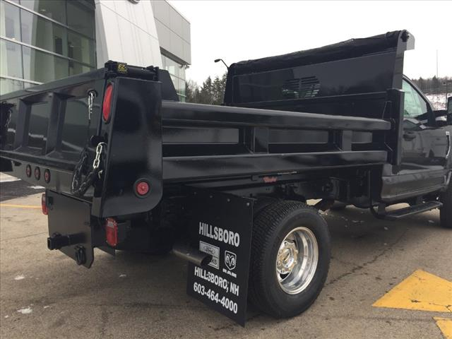 2017 F-350 Regular Cab DRW 4x4,  Rugby Dump Body #17497 - photo 2