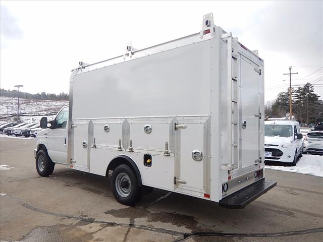 2018 E-350 4x2,  Dejana Truck & Utility Equipment Service Utility Van #18056 - photo 4