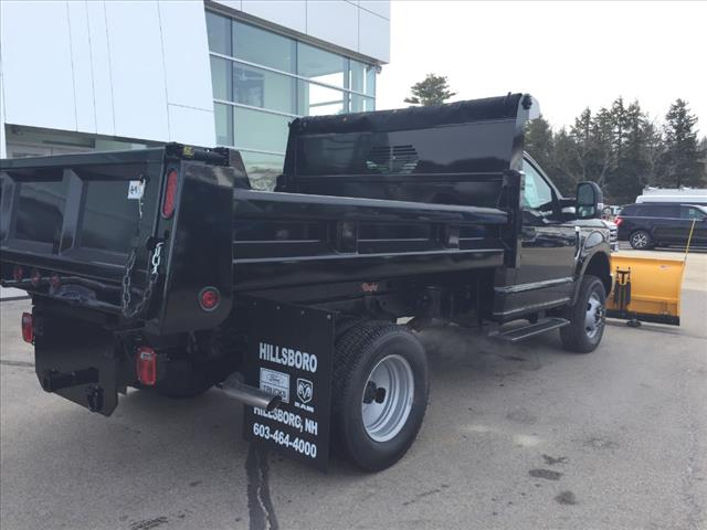 2018 F-350 Regular Cab DRW 4x4, Dump Body #18072 - photo 2