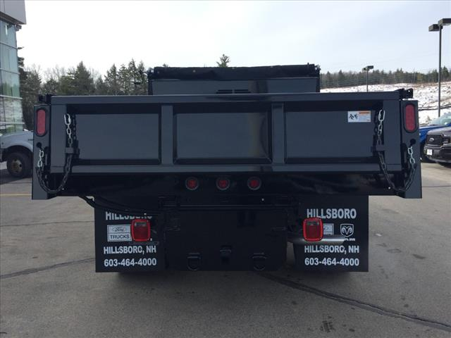 2018 F-350 Regular Cab DRW 4x4, Dump Body #18072 - photo 3