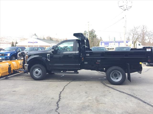 2018 F-350 Regular Cab DRW 4x4, Dump Body #18072 - photo 4