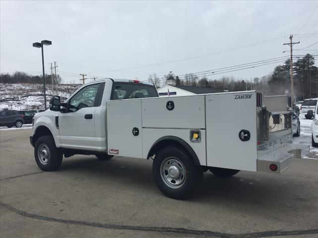 2018 F-350 Regular Cab 4x4, Truck Craft Service Body #18075 - photo 6