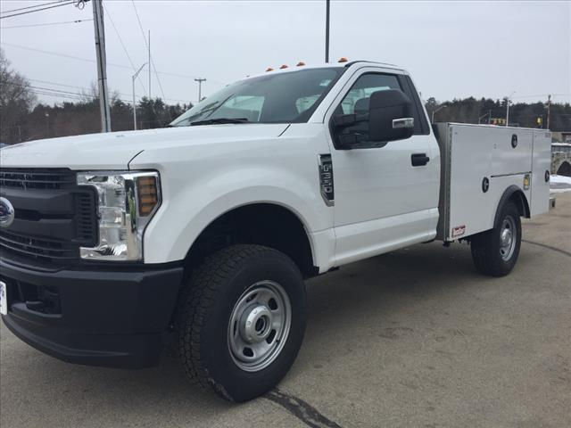 2018 F-350 Regular Cab 4x4, Truck Craft Service Body #18075 - photo 8