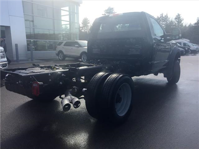 2018 F-550 Regular Cab DRW 4x4,  Cab Chassis #18082 - photo 3
