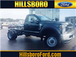 2018 F-550 Regular Cab DRW 4x4,  Cab Chassis #18082 - photo 1