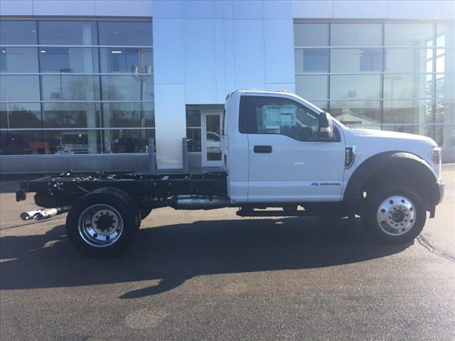 2018 F-550 Regular Cab DRW 4x4,  Cab Chassis #18085 - photo 3