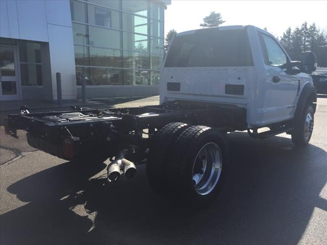 2018 F-550 Regular Cab DRW 4x4,  Cab Chassis #18085 - photo 2