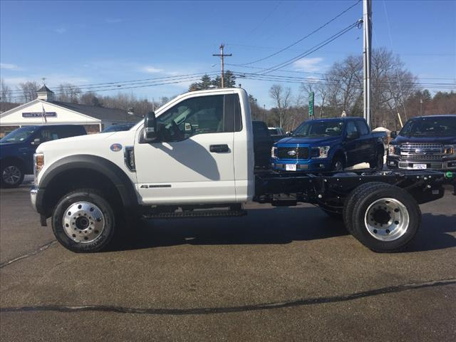 2018 F-550 Regular Cab DRW 4x4,  Cab Chassis #18085 - photo 6