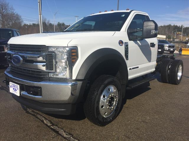 2018 F-550 Regular Cab DRW 4x4,  Cab Chassis #18085 - photo 7