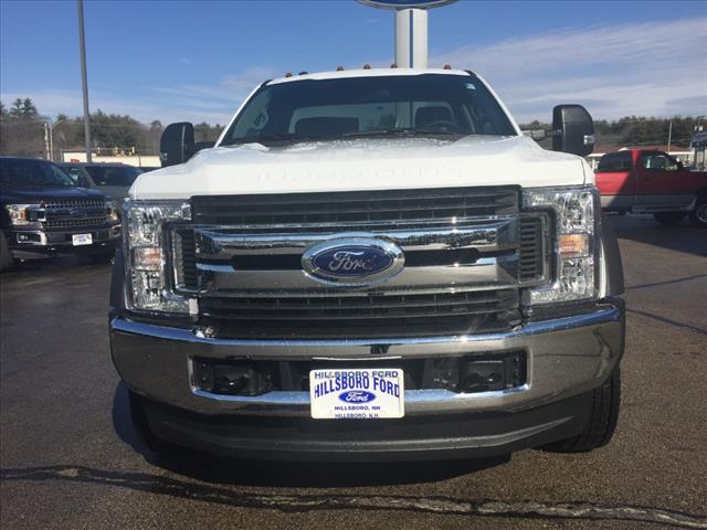 2018 F-550 Regular Cab DRW 4x4,  Cab Chassis #18085 - photo 8