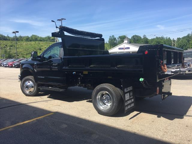 2018 F-350 Regular Cab DRW 4x4,  Dump Body #18086 - photo 4