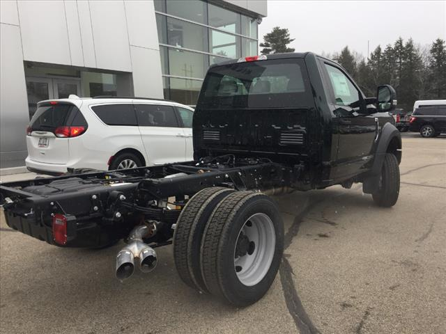 2018 F-550 Regular Cab DRW 4x4,  Cab Chassis #18091 - photo 2