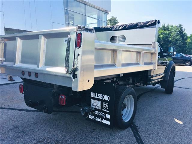 2018 F-550 Regular Cab DRW 4x4,  Rugby Dump Body #18096 - photo 2
