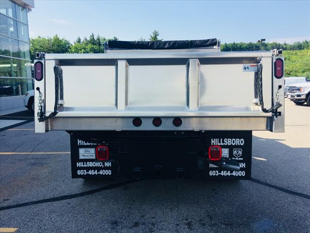 2018 F-550 Regular Cab DRW 4x4,  Rugby Dump Body #18096 - photo 3