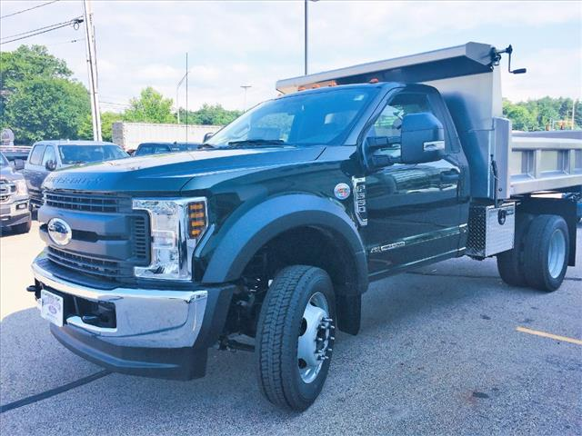 2018 F-550 Regular Cab DRW 4x4,  Rugby Dump Body #18096 - photo 6