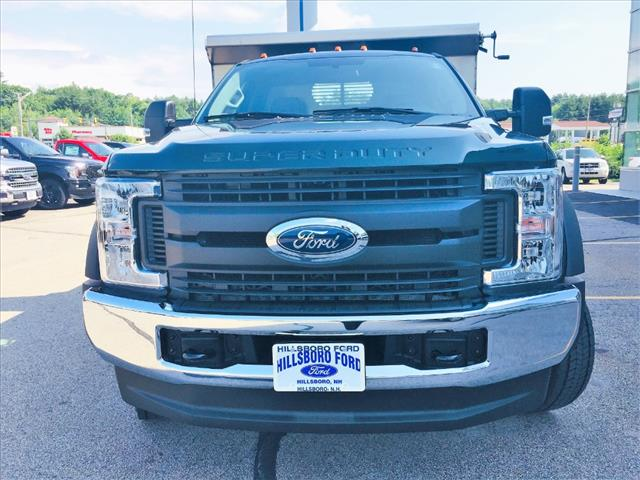 2018 F-550 Regular Cab DRW 4x4,  Rugby Dump Body #18096 - photo 14