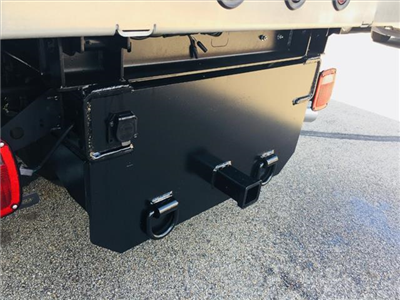 2018 F-550 Regular Cab DRW 4x4,  Rugby Eliminator LP Stainless Steel Dump Body #18096 - photo 8