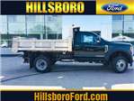 2018 F-550 Regular Cab DRW 4x4,  Rugby Dump Body #18096 - photo 1