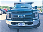 2018 F-550 Regular Cab DRW 4x4,  Rugby Eliminator LP Stainless Steel Dump Body #18096 - photo 14
