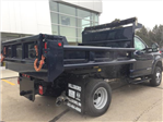 2018 F-350 Regular Cab DRW 4x4,  Dump Body #18102 - photo 1