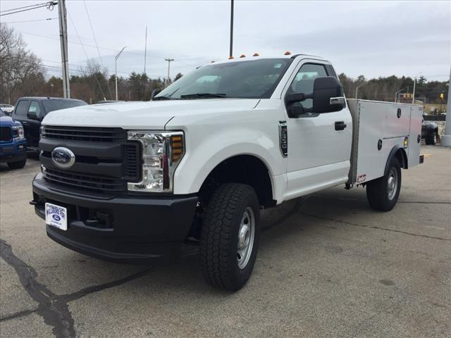 2018 F-350 Regular Cab 4x4,  Service Body #18117 - photo 5