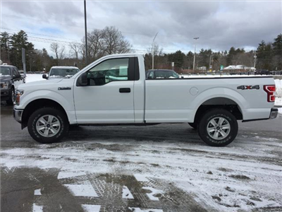 2018 F-150 Regular Cab 4x4,  Pickup #18137 - photo 5