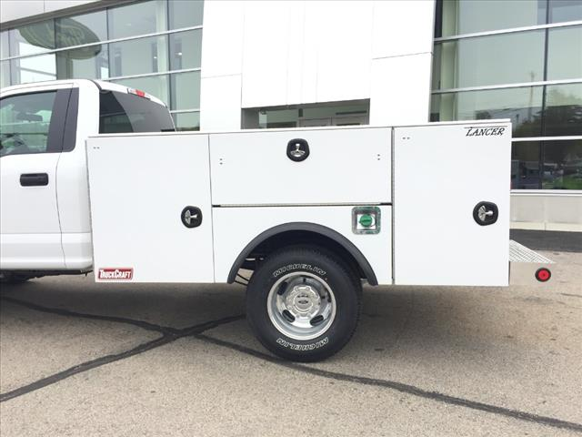 2018 F-350 Regular Cab DRW 4x4,  Truck Craft Service Body #18150 - photo 5