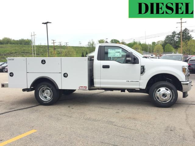 2018 F-350 Regular Cab DRW 4x4,  Truck Craft Service Body #18150 - photo 20
