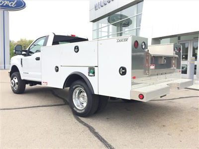 2018 F-350 Regular Cab DRW 4x4,  Truck Craft Service Body #18150 - photo 4