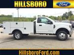 2018 F-350 Regular Cab DRW 4x4,  Truck Craft Service Body #18150 - photo 1