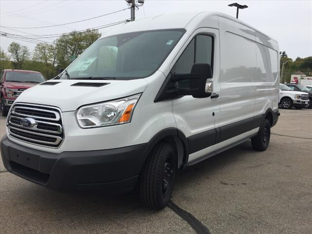 2018 Transit 350 Med Roof 4x2,  Upfitted Cargo Van #18159 - photo 6