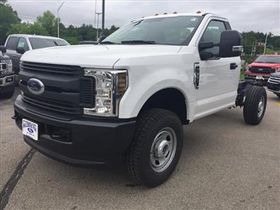 2018 F-350 Regular Cab 4x4,  Cab Chassis #18163 - photo 4