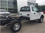 2018 F-350 Regular Cab 4x4,  Cab Chassis #18163 - photo 1