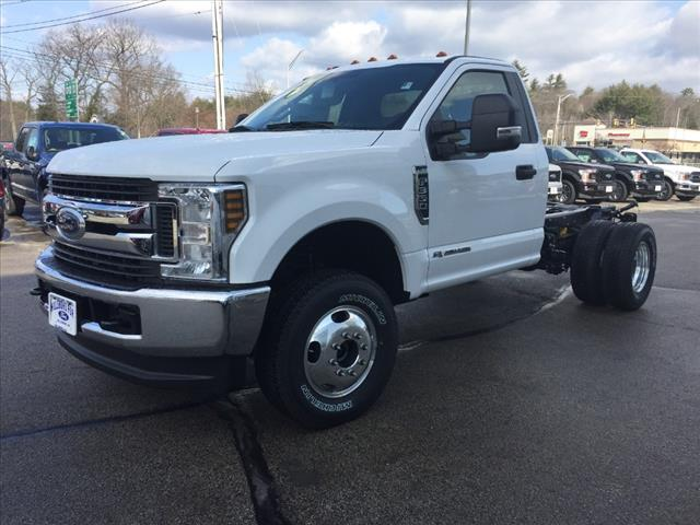 2018 F-350 Regular Cab DRW 4x4,  Cab Chassis #18168 - photo 5