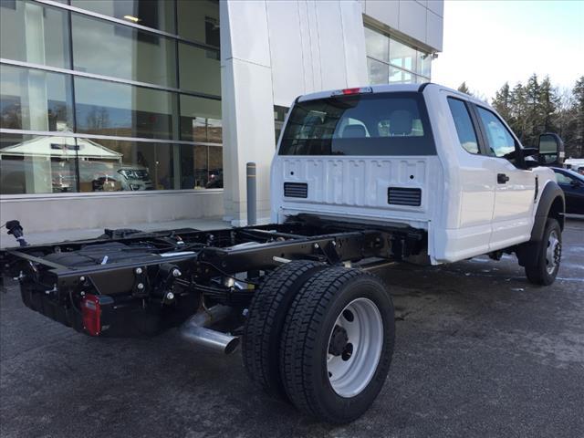 2018 F-550 Super Cab DRW 4x4,  Cab Chassis #18177 - photo 2