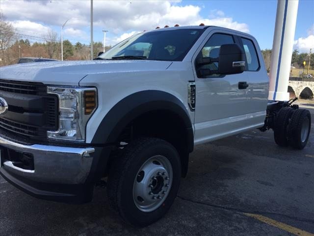 2018 F-550 Super Cab DRW 4x4,  Cab Chassis #18177 - photo 5