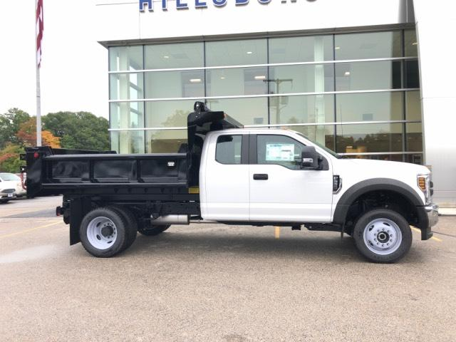 2018 F-550 Super Cab DRW 4x4,  Dump Body #18177 - photo 17