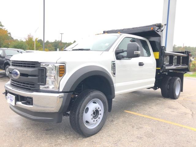 2018 F-550 Super Cab DRW 4x4,  Dump Body #18177 - photo 1