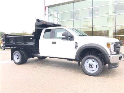 2018 F-550 Super Cab DRW 4x4,  Dump Body #18177 - photo 16