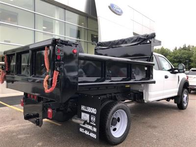 2018 F-550 Super Cab DRW 4x4,  Dump Body #18177 - photo 18
