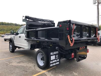 2018 F-550 Super Cab DRW 4x4,  Dump Body #18177 - photo 2