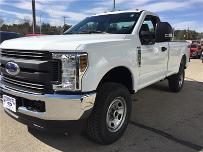2018 F-350 Regular Cab 4x4,  Pickup #18180 - photo 8