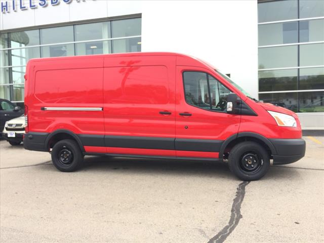 2018 Transit 350 Med Roof 4x2,  Upfitted Cargo Van #18202 - photo 3