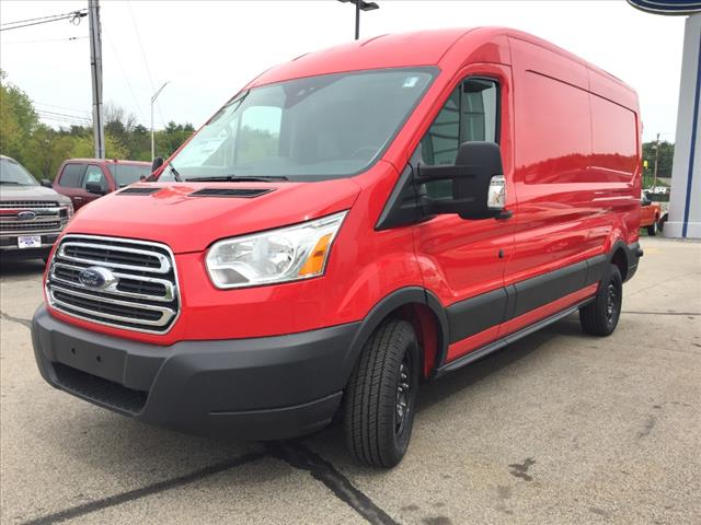 2018 Transit 350 Med Roof 4x2,  Upfitted Cargo Van #18202 - photo 7