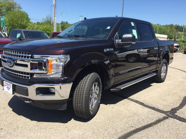 2018 F-150 SuperCrew Cab 4x4,  Pickup #18203 - photo 4