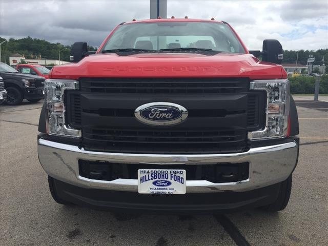 2018 F-550 Regular Cab DRW 4x4,  Cab Chassis #18255 - photo 10
