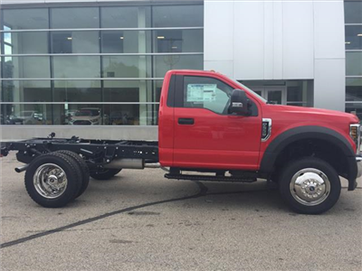 2018 F-550 Regular Cab DRW 4x4,  Cab Chassis #18255 - photo 4